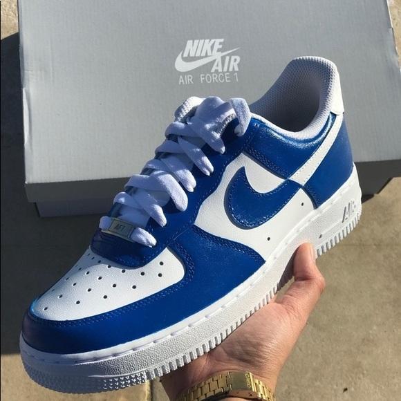 Nike Shoes   Nike Air Force Custom Half